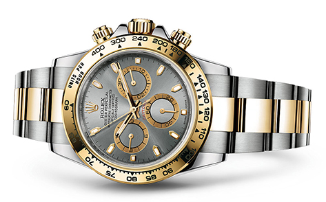 Rolex Daytona Steel & 18K Yellow 116523  Retail Price: $16,900 Our Price:$15,200   all for additional savings: 215-922-4367