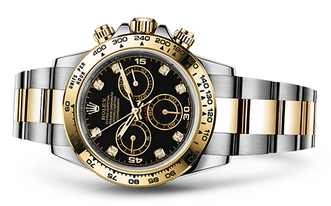 Rolex Daytona Steel & 18K Yellow 116523  Retail: $18,850 Our Price: $17,900   Call for additional savings: 215-922-4367