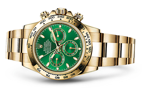 Rolex Daytona 18K Yellow 116528  Retail Price: $34,650  Our Price: $30,100   Call for additional savings: 215-922-4367