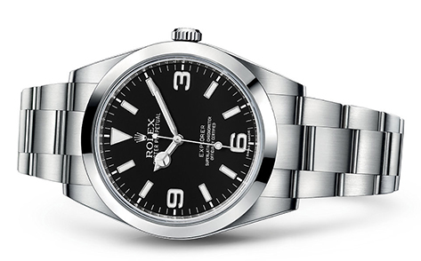Rolex Explorer 39mm Stainless Steel 214270  Retail Price: $ 6,550  Our Price: $6,000   all for additional savings: 215-922-4367