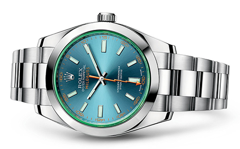 Rolex Milgauss 40mm Stainless Steel 116400  Retail Price: $7,650  Our Price: $6,595   Call for additional savings: 215-922-4367