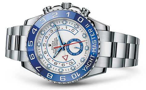 Rolex Yacht-Master 2 Stainless Steel 116680  Retail Price: $18,750 Our Price: $16,995   Call for additional savings: 215-922-4367