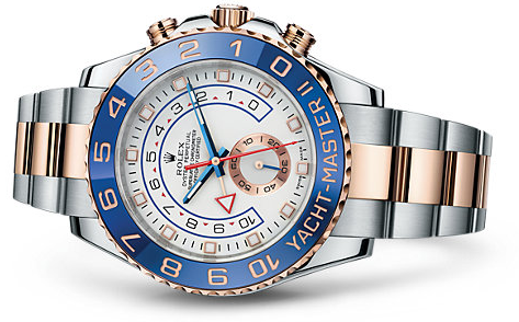Rolex Yacht-Master 2 Steel & 18K 116681  Retail Price: $25,150  Our Price: $20,625   Call for additional savings: 215-922-4367