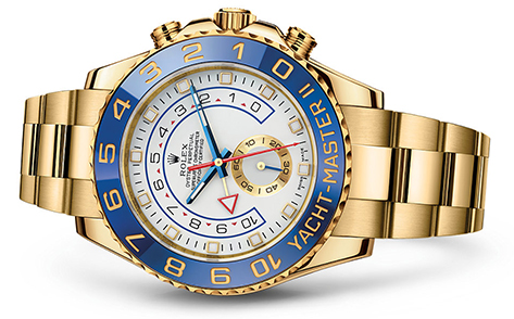 Rolex Yacht-Master 2 18K Yellow 116688  Retail Price: $43,550  Our Price: $35,000   Call for additional savings: 215-922-4367