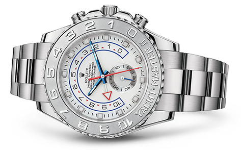 Rolex Yacht-Master 2 18K White 116689  Retail Price: $48,150  Our Price: $37,995   Call for additional savings: 215-922-4367