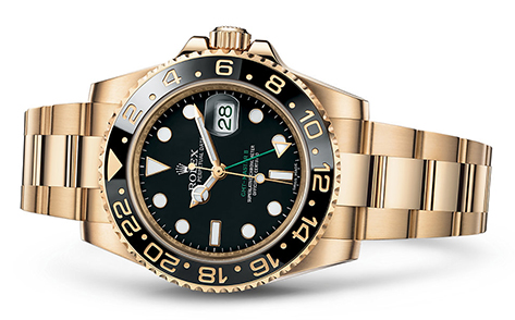 Rolex GMT 18K Yellow 40mm 116718  Retail Price: $33,250 Our Price: $28,250   all for additional savings: 215-922-4367