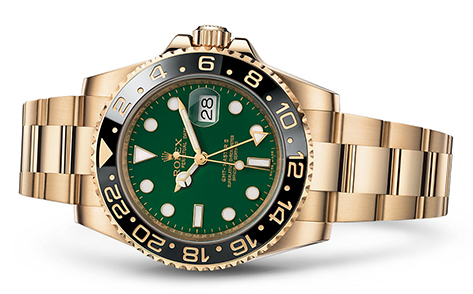 Rolex GMT 18K Yellow 40mm 116718  Retail Price: $33,250 Our Price: $28,250   Call for additional savings: 215-922-4367