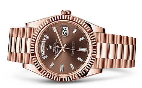 Rolex Day-Date 40mm 18K Rose 228235  Retail Price: $42,000  Our Price: $32,760   Call for additional savings: 215-922-4367