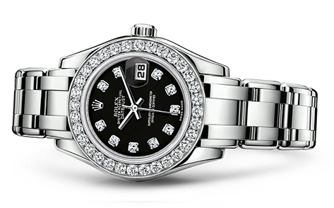Rolex Pearlmaster 29mm 18K White 80299  Retail Price: $47,850  Our Price: $40,675   Call for additional savings: 215-922-4367
