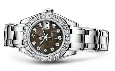 Rolex Pearlmaster 29mm 18K White 80299  Retail Price: $47,850  Our Price: $42,370   Call for additional savings: 215-922-4367