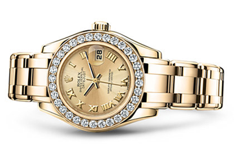 Rolex Pearlmaster 29mm 18K Yellow 80298  Retail Price: $43,500  Our Price: $38,000   Call for additional savings: 215-922-4367