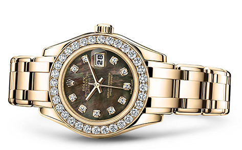 Rolex Pearlmaster 29mm 18K Yellow 80298  Retail Price: $47,450  Our Price: $40,000   Call for additional savings: 215-922-4367
