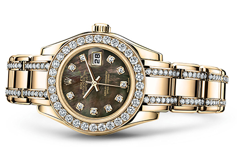Rolex Pearlmaster 29mm 18K Yellow 80298  Retail Price: $68,450  Our Price: $54,000   Call for additional savings: 215-922-4367
