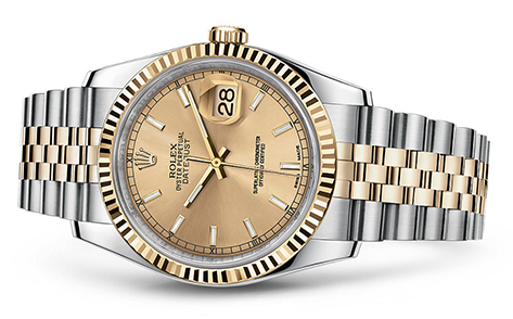 Rolex Datejust 36mm Stainless & 18KY 116233  Retail Price: $10,900  Our Price: $9,950   Call for additional savings: 215-922-4367
