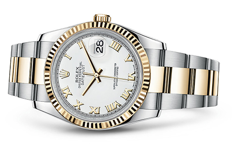 Rolex Datejust 36mm Stainless & 18KY 116233  Retail Price: $10,400  Our Price: $9,495   Call for additional savings: 215-922-4367