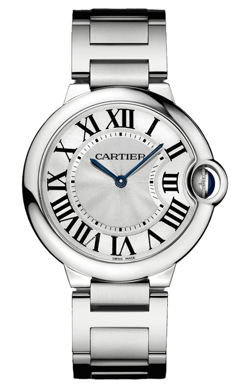 Ballon Bleu 36mm: W69011Z4  Retail: $5,500  Our Price: $4,900