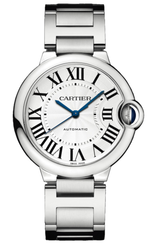 Ballon Bleu 42mm: W69012Z4  Retail: $6,550 Our Price: $6,100