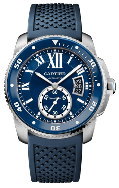 Calibre De 42mm: WSCA0011  Retail: $7,900  Our Price: $7,110