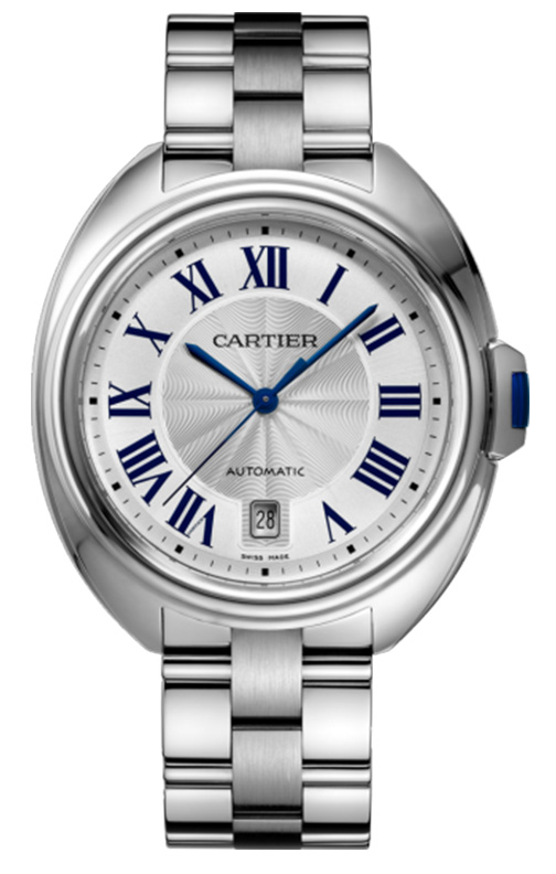 Cli De Cartier 40mm: WSCL0007  Retail: $5,500  Our Price: $4,950