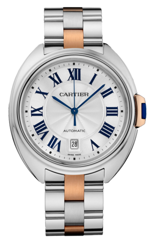 Cli De Cartier 40mm: W2CL0002  Retail: $9,650  Our Price: $8,685