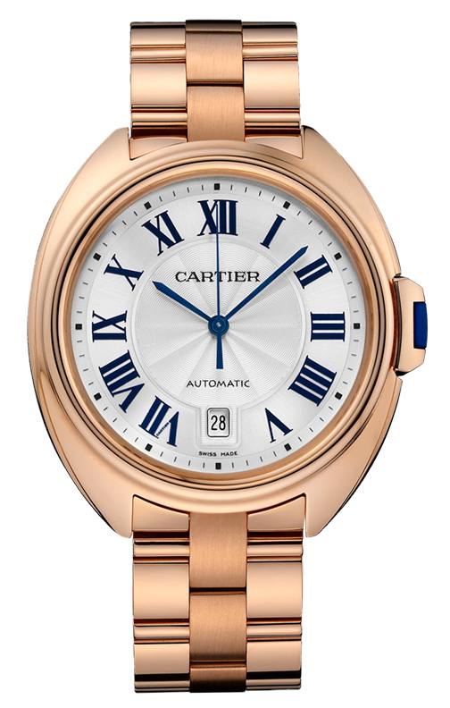 Cli De Cartier 40mm: WGCL0020  Retail: $31,600  Our Price: $26,860