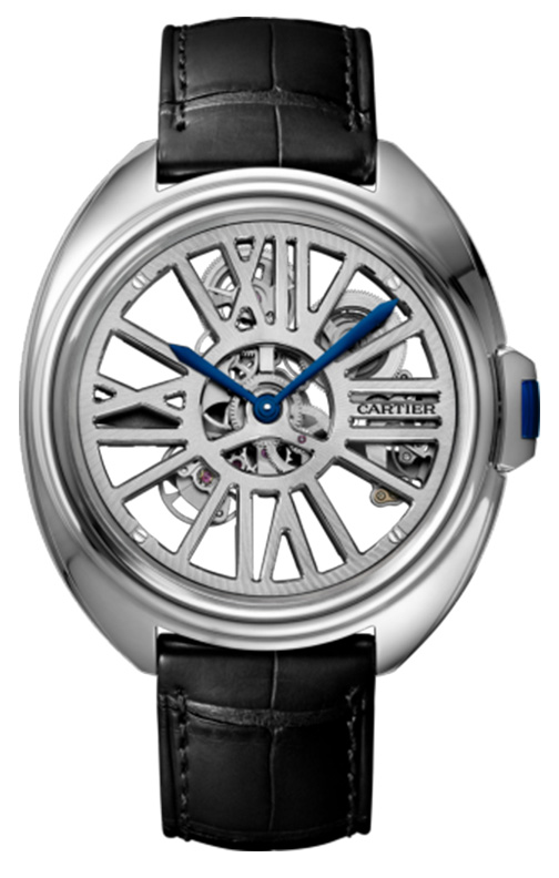 Cli De Cartier 41mm: WHCL0008  Retail: $56,000  Our Price: $47,600