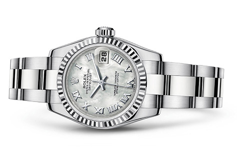 Rolex Datejust 26mm Stainless & 18KW 179174  Retail Price: $8,600  Our Price: $7,140   Call for additional savings: 215-922-4367