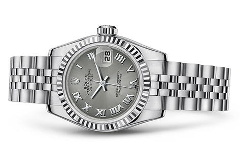 Rolex Datejust 36mm Stainless & 18KW 179174  Retail Price: $7,150  Our Price: $6,150   Call for additional savings: 215-922-4367