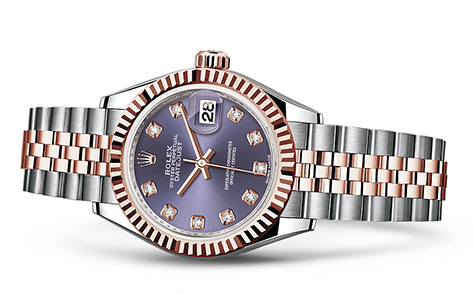 Click for Rolex 28mm Ladies Collection