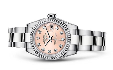 Click for 26mm Ladies Stainless Collection