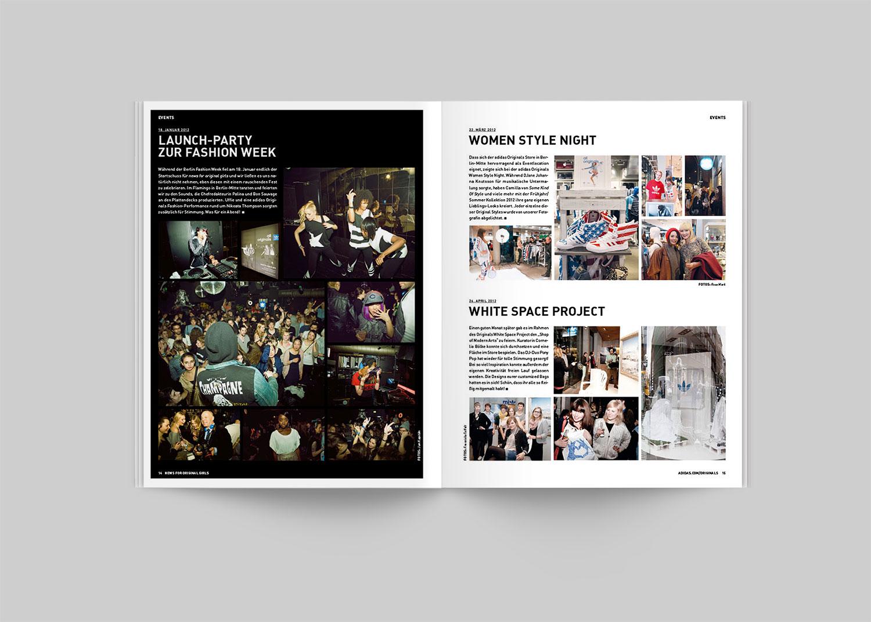 Benjamin Pollach – Art Direction — Adidas — News for Original Girls ...