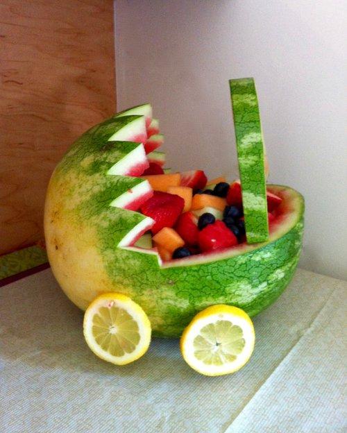 Fruit Bowl Baby Carriage — Oui Oui Bebe | Mommy Blogger