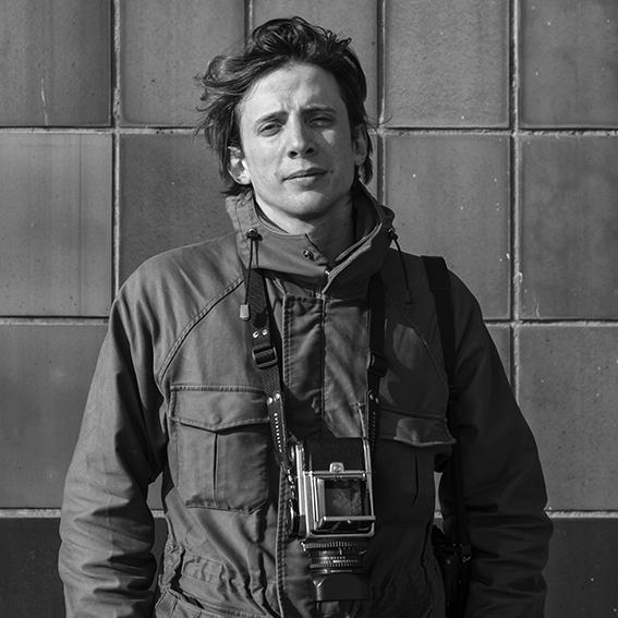 Portrait © Jacopo Gennari Feslikenian