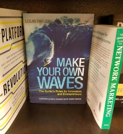 Make Your Own Waves -  Louis Patler