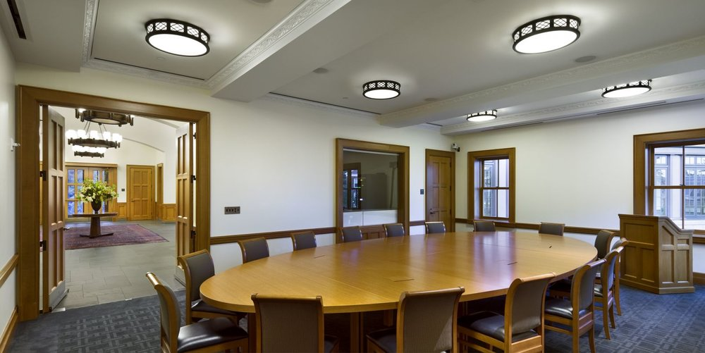 Large Conference Room Table