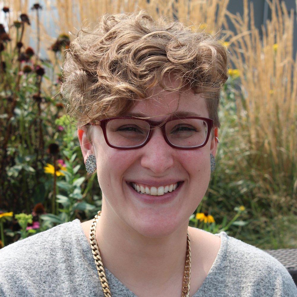 Kellie McGinnis - Social Media and Digital Content CoordinatorSummerfest