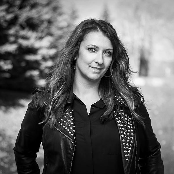 Krista Hansen - Executive Creative Director, Creative GroupGMR Marketing