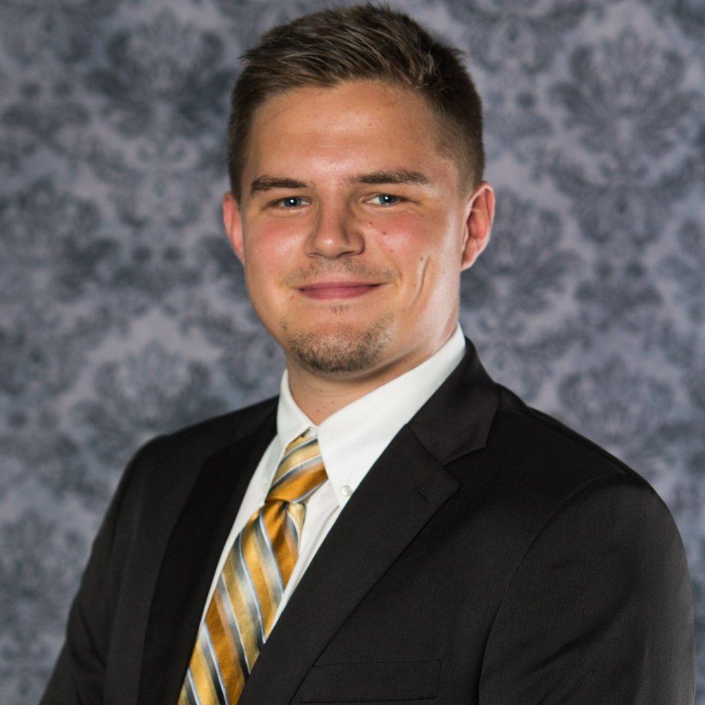 Cam Neuhauser VP of Career Fair