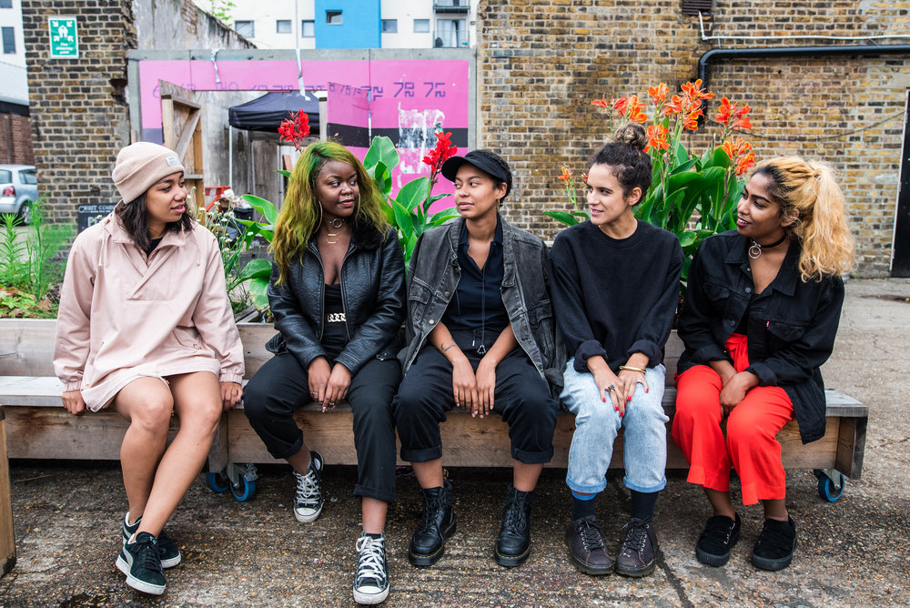 gal-dem - gal-dem is a magazine and creative collective written and run exclusively by women of colour.