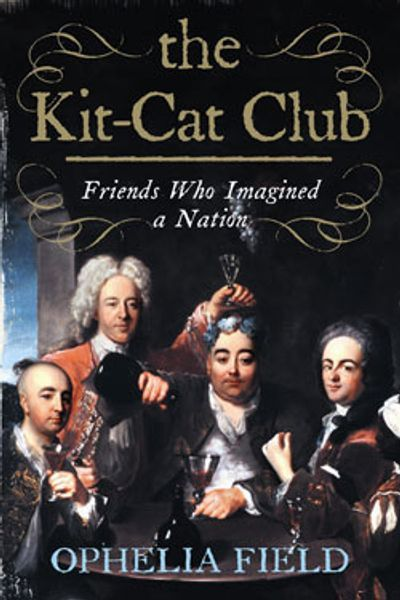 The cover of  The Kit-Cat Club,  by Ophelia Field