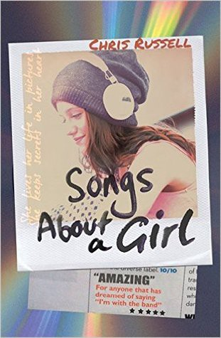The cover of Chris Russell's  Songs About a Girl