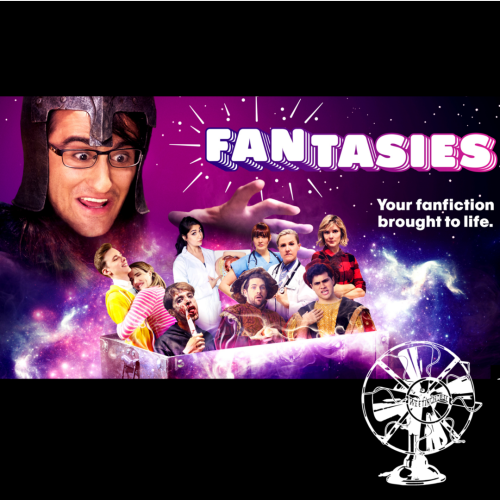 Episode 52's cover: the poster for FANtasies.