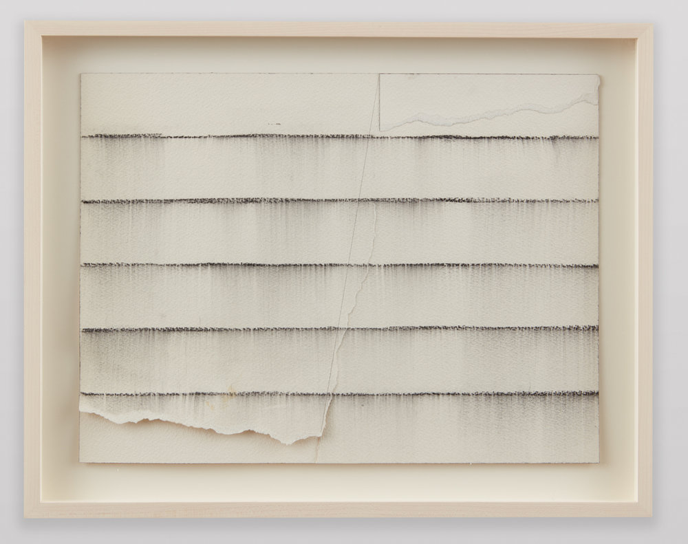 untitled (Torn Time), 1974