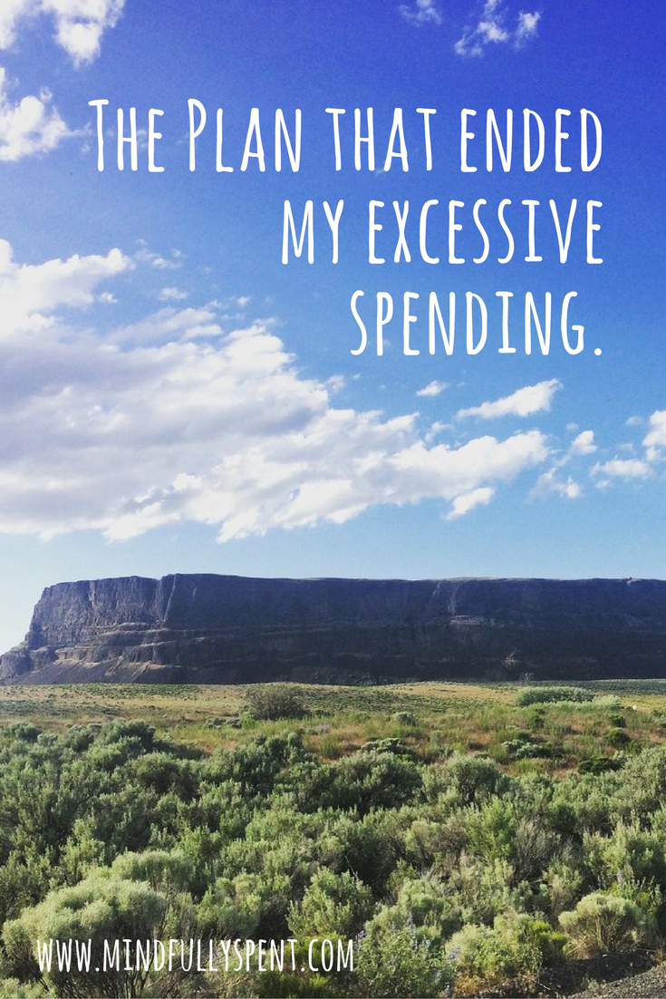 An easy plan to end excess spending & save for what you really want.