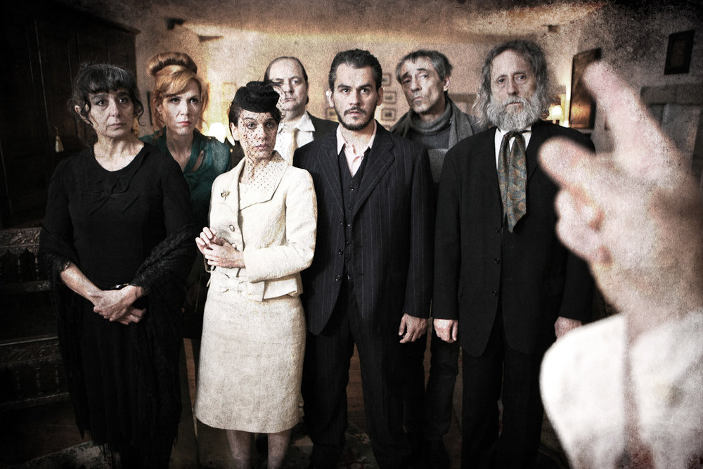 "Acting Studio Cinema Room presenta ""Gianni Schicchi"""