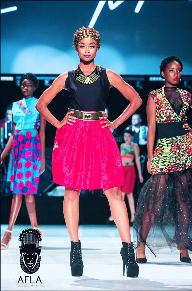 Ankara Festivals Fashion Show 2016