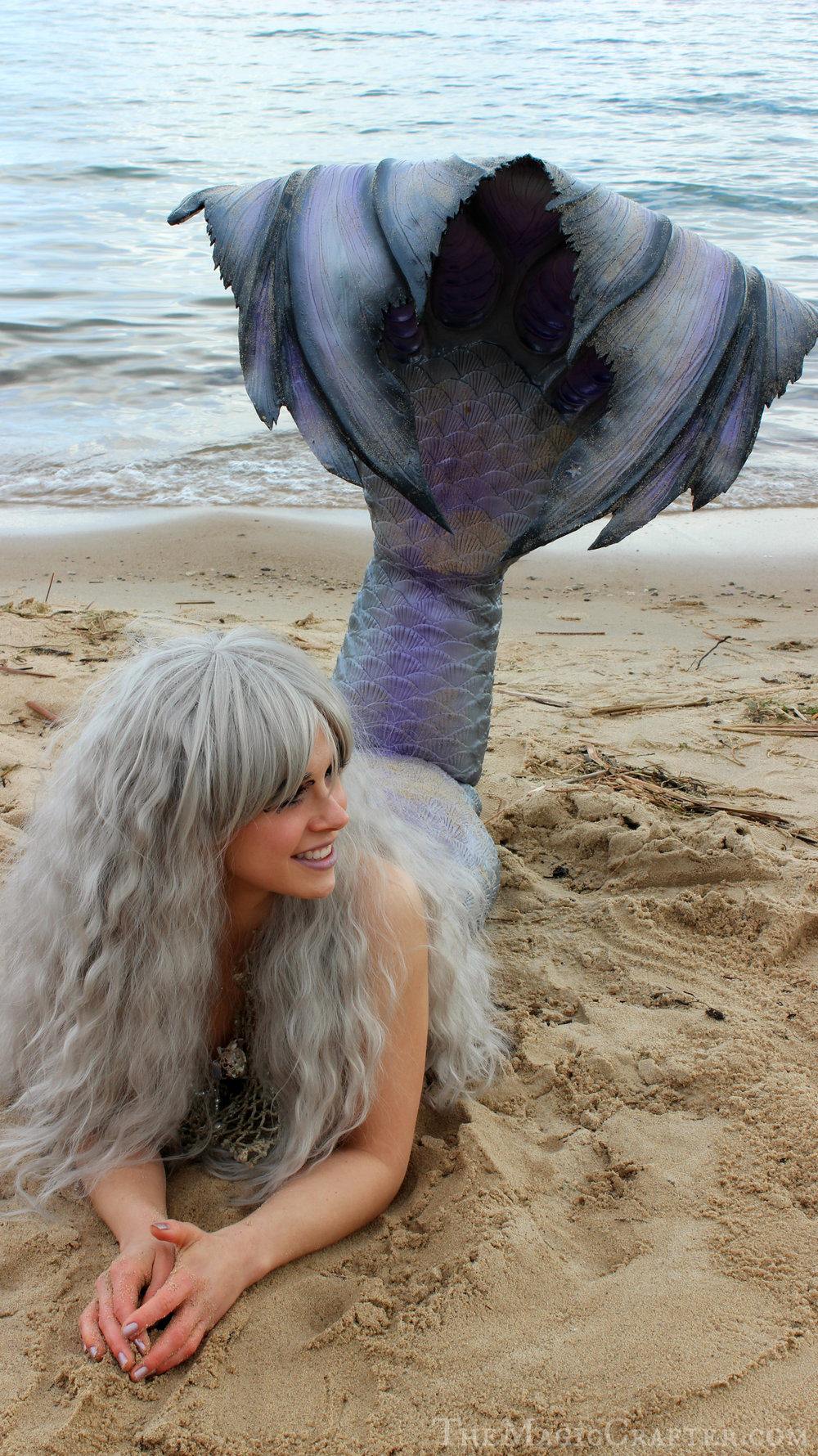 Mermaid kisses and the best of wishes my lovely friend! Be on the lookout for more mermaiding cosplay videos coming soon!