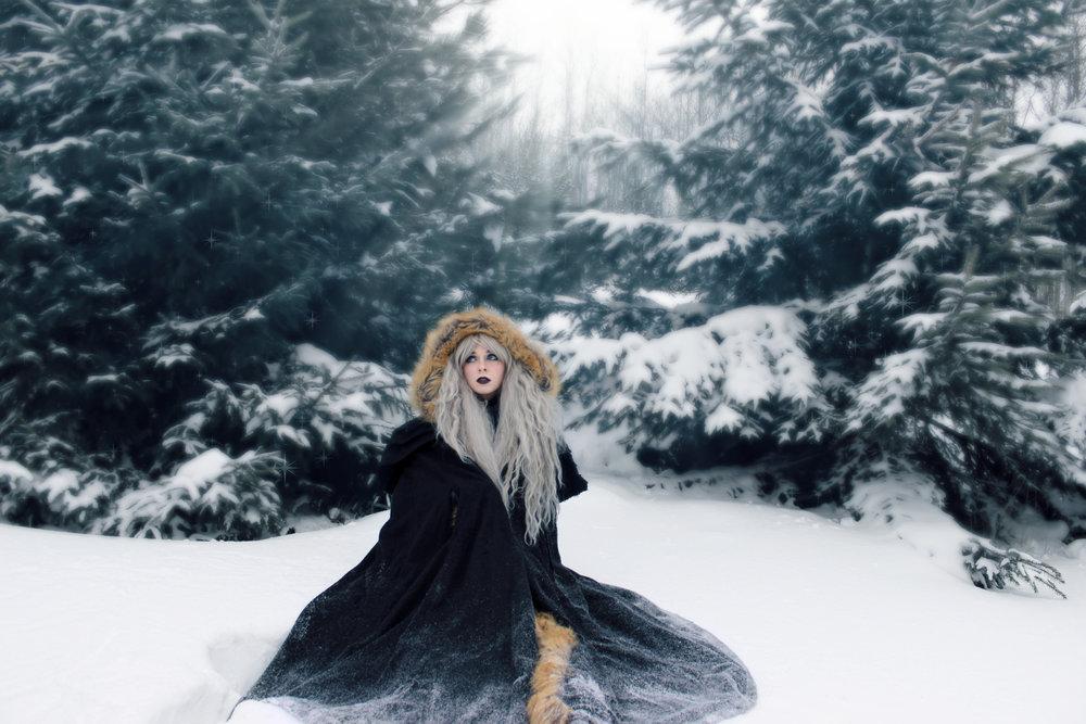 mermaid-phantom-in-the-snowy-forest-CAPE-blueblur.jpg