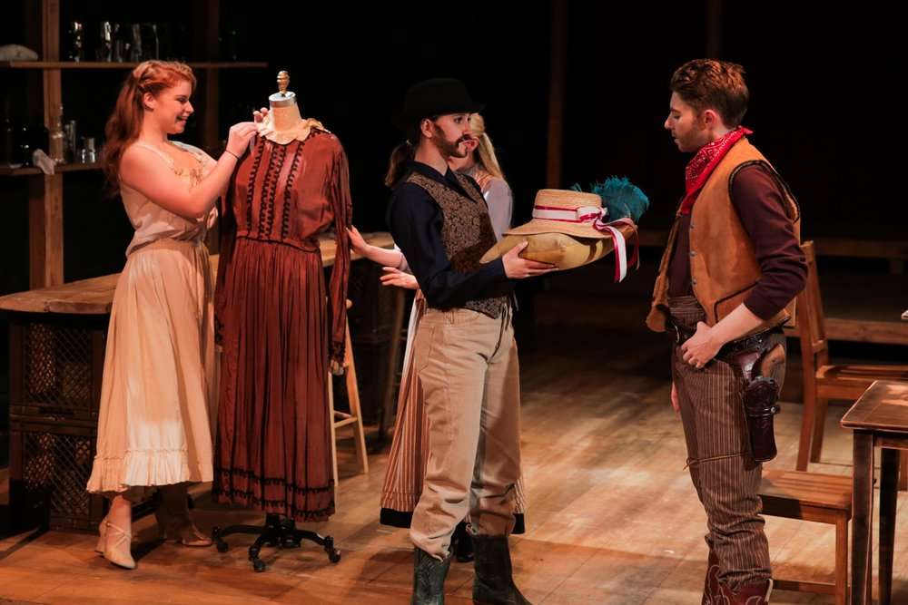 The Taming of the Shrew, NYU Tisch Dir. Lisa Wolpe