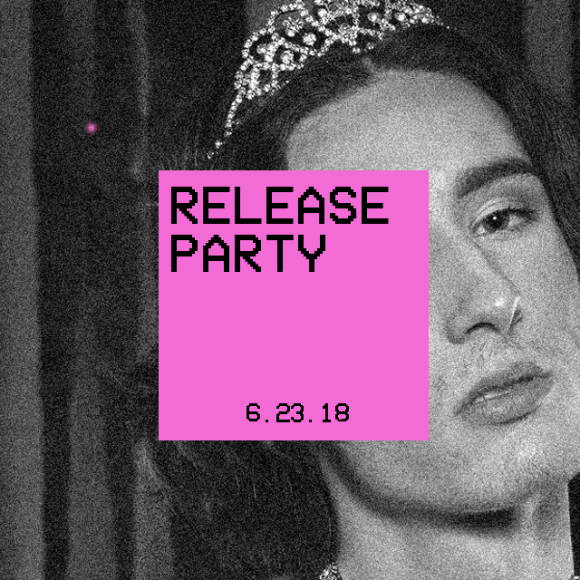 Thread Mag Release Party - - June 23rd, 2018 -The Myriad is hosing The Thread Mag presents the release of their second issue,